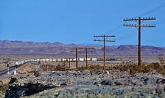 Ash Hill (rolfstumpf) Tags: usa california mojave desert telegraph railway railroad bnsf santafe trains intermodal ashhill
