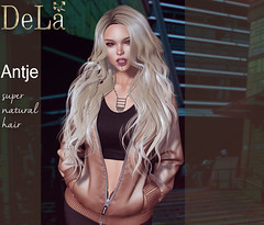 """=DeLa*= new hair """"Antje"""" (=DeLa*=) Tags: dela hair fitted rigged mesh materials secondlife secondlifefashion new sl style slhair uber"""