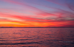 Only nature (Antonio Ciriello PhotoEos) Tags: caposanvito capo sanvito taranto puglia apulia italia italy colour colori nature natura clouds nuvole mare sea sunset tramonto canoneos600d canon eos600d 600d rebelt3i tamron 1750 tamron1750