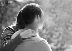 lovers (АндрейНовиков1) Tags: canon eos 5d mark ii ef70200mm f28l usm street whiteandblack love life