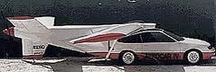 Aerocar 4 (wards work) Tags: 4wwc aerocar crx eea efficient honda moulton oshkosh wisconsin