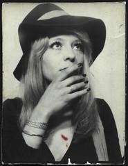 M. - Fotoautomat (StrategieDerOrdnung) Tags: 1970er 1970s 70s париж paris années1970 70er seventies diesiebziger siebzigerjahre rueduthéâtre photobooth fotoautomat photomaton