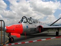 "Fouga CM-170 Magister 35 • <a style=""font-size:0.8em;"" href=""http://www.flickr.com/photos/81723459@N04/33103880524/"" target=""_blank"">View on Flickr</a>"