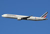 "F-GSQH | Boeing 777-328ER | Air France (special ""Paris 2024"" logo) (cv880m) Tags: newyork kennedy jfk kjfk airliner aircraft jetliner airplane aviation boeing fgsqh 777 773 777300 777328 afr airfrance france paris2024 olympiad olympics olympicgames triple7 tripleseven"