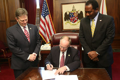 03-01-17 Officer Kenneth L. Bettis Memorial Highway HJR signed by Governor Bentley