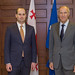 WIPO Director General Meets Georgia's Minister for Foreign Affairs