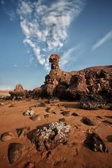 Larak Island, Persian Gulf, Iran (MeriMena) Tags: island larak canon450d beautiful merimena clouds asia iran canon landscape nature travel