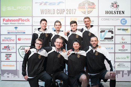 Team Germany Men D1 Jackets