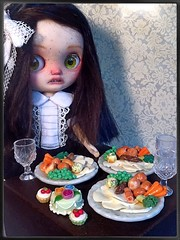 Blythe-a-Day April#4 Easter stories&#15 Easter treats&#16 Happy Easter: Won't You Join Nerissa?