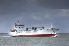 SIERRA LARA (angelo vlassenrood) Tags: eos5diii ship vessel nederland netherlands photo shoot shot photoshot picture westerschelde boot schip canon angelo walsoorden cargo container sierralara reefer