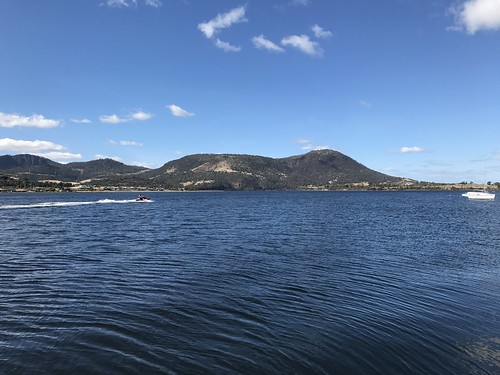 View from Austins Ferry