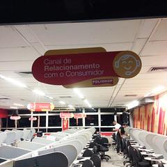 Ambientação Polishop Escritório (hazsign) Tags: haz hazsign comunicação comunicacao escritorio adesivo adesivação adesivacao móbile mobiles impressaouv
