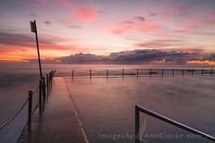 April Sunrise (Images by Ann Clarke) Tags: newportbeach northernbeaches nsw rockpool sunrise