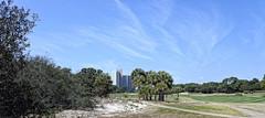 Panama City Beach, Florida USA (crimsontideguy) Tags: florida panamacitybeach landscapes nikon photoshop blue trees sand vacation buildings beach scenic play golf golfcourse nkon1j5