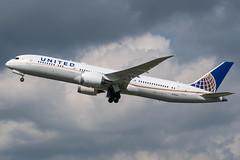 United / B789 / N26960 / EGLL 27L (_Wouter Cooremans) Tags: egll lhr london spotting heathrow spotter avgeek aviation airplanespotting united b789 n26960 27l