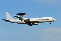Boeing E3A, LX-N90459 (WestwardPM) Tags: boeing e3 lxn90459 nato otan newquayairport cornwallairportnewquay newquaycornwallairport