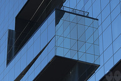 Reflections (occhio-x-occhio) Tags: watermark architecture blue morning city cement oxo rome new smooth buildings glass pinterest g fb
