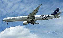 AirFrance SkyTeam B773 F-GZNT (Frank Guyton) Tags: airfrance b773 fgznt atlantaairport