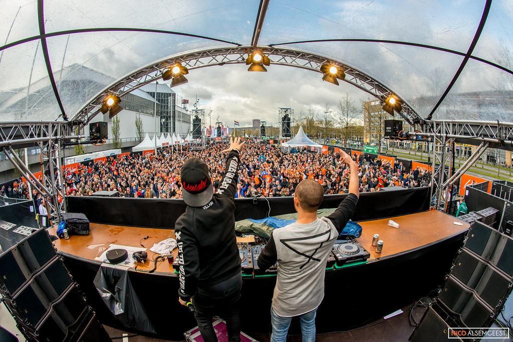 Wildstylez @ Kingsland Festival 2016