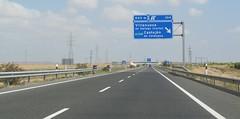 A-23-12 (European Roads) Tags: a23 autovía zaragoza zuera huesca españa aragón spain motorway