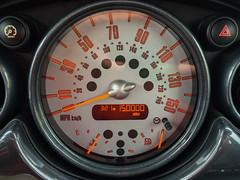 Endurance (jimmy_racoon) Tags: 150000 miles 150k mini milestone cooper minicooper endurance motoring 150000miles minimilestone