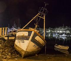 Varado (dnieper) Tags: barcopesquero varado nocturna puntadelmoral huelva spain españa