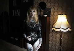 Sophie Wayne (Stefano-Bosso) Tags: sophiewayne stefanobosso model modelling love shooting beauty tattoos tattoedgirls posing germany berlin canon