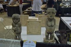 DSC_0439 (jjldickinson) Tags: nikond3300 105d3300 nikon1855mmf3556gvriiafsdxnikkor promaster52mmdigitalhdprotectionfilter longbeach longbeachconventioncenter dtlb worldwoodday carving sculpture wood