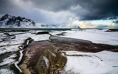 At the coast (Fakre) Tags: ifttt 500px sky sea winter water clouds coast rock colour snow sand shore seascape long exposure lofoten landscape mountain norway