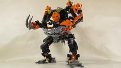 Boxor (vicent steffens (gerou 100)) Tags: bionicle vehicles boxor nuparu matoran moc revamp
