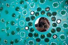 365-79 (Letua) Tags: yo hola autorretrato circulos espejo selfportrait circles mirror hi throughherlens