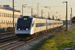 95243 Castanheira do Ribatejo - Entroncamento (J. Morgado) Tags: comboio train cp alfa pendular riachos 4009 4000