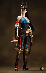 lady dragon 3 (Desert Dragon Visual Arts) Tags: douzhanshenasura ladydragon statue verycool