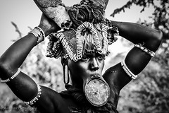 HD_C_All_1458_2016 (BakriAABakar) Tags: 2014 africa ethiopia mursi mursitribe omo omovalley oryxphotography oryxphotograpy people tribes