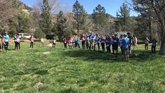021 Camp Scherman Relay Mass Start (saschmitz_earthlink_net) Tags: 2017 california orienteering campscherman girlscoutcamp sanbernardinonationalforest sanjacintomountains laoc losangelesorienteeringclub