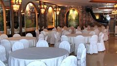 The Tiffany & Crystal Room II (joeclin) Tags: amateur 2000s northamerica america unitedstates usa newyork ny longisland li nassaucounty northhempstead greatneck leonardspalazzo cateringhall weddingreception indoor color canonpowershotsd500 murals interior thetiffanycrystalroom