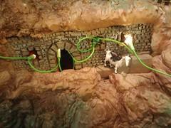 Cave house (Dams Dolls) Tags: pesebre pessebre belén belenismo betlehem christmas navidad