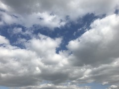 April 10, 2017 at 03:47PM (Mr T UK) Tags: ios photos cloud clouds sky outdoor blue white grey dark light sun sunshine cloudy clear overcast iphoneography mobile 365days 365day project365 cloud365