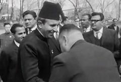 The host / organizer Nawabzada Nasrullah Khan (Doc Kazi) Tags: president ayub khan muhammad pakistan history end regime talks 3 march 1969 all leading politicians except bhutto