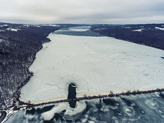 Frozen Otisco Lake (Matt Champlin) Tags: frozen ice otisco lake finger lakes fingerlakes otiscolake winter cold chilly iced causeway spafford landscape aerial aerialphotography dronephotography drone drones dji djiphantom4 phantom4 2017 amazing peaceful cny