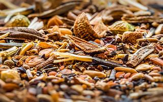 Macro Mondays: Seeds