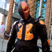 Deathstroke cosplayer