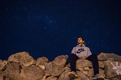 LongExposure (nicolásmancilla) Tags: nikond3200 nikonphotography nikon night noche estrellas cielo stars sky cerro picture photography photo largaexposición longexposure chile copiapó