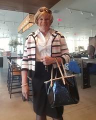 Transgender Day of Visibility (krislagreen) Tags: tg tgirl transgender transevestite cd crossdress dress skirt jacket pink black blond femme feminized feminization transgenderdayofvisibility