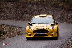 Ford Fiesta R5 - Loubet (tomasm06) Tags: fordfiestar5 rallye paysdegrasse sport sportauto paca