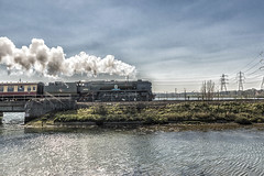 steam 2 (jjays7155) Tags: steamtrain loeddowding totton hampshire sigma1750mm