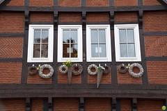 Decorated (petrOlly) Tags: fürstenau fuerstenau europe europa germany deutschland window windows decoration object objects architecture architektura building buildings