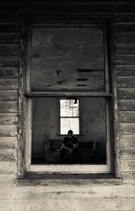 Home Alone (Briiele47) Tags: abandoned house culpeper virginia art blackandwhite decay