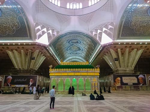 Tomb of Ruhollah Khomeini I, Tehran, 20170409