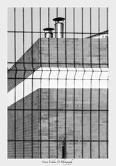 Chimeneas (Franci Esteban) Tags: chimenea blackandwhite conceptual